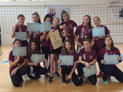 GSS pallavolo categoria school